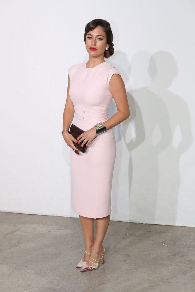 elblogdeanasuero_el-estilo-de-blanca-suc3a1rez_dior-vestido-tubo-rosa
