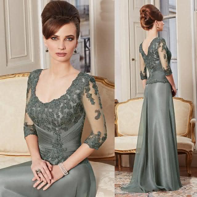 Vestidos Para Senhoras 2019 Modelos Modernos Fotos E