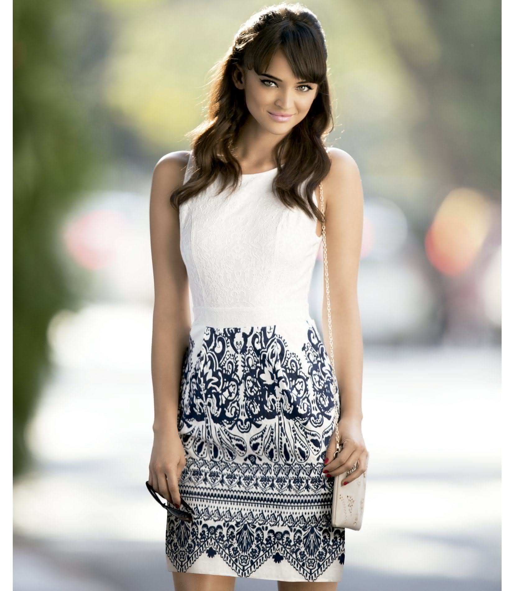 vestido-tubinho-de-verão-estampado