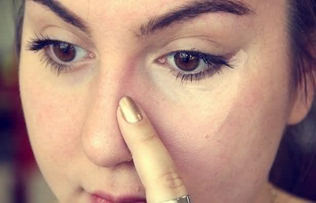 Maquiagem para disfarçar olheiras dicas