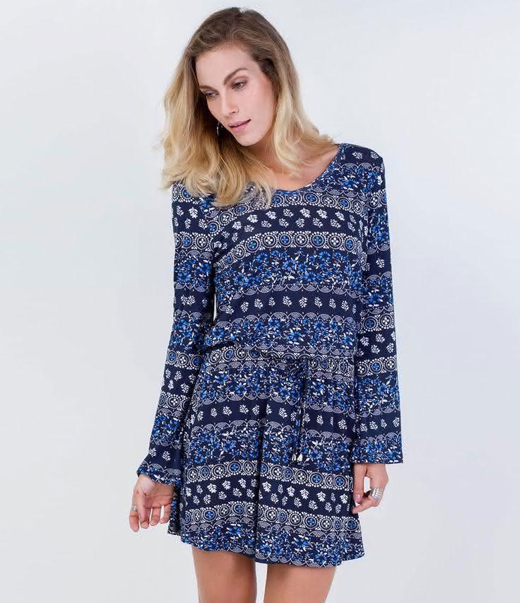 vestidos simples para altas