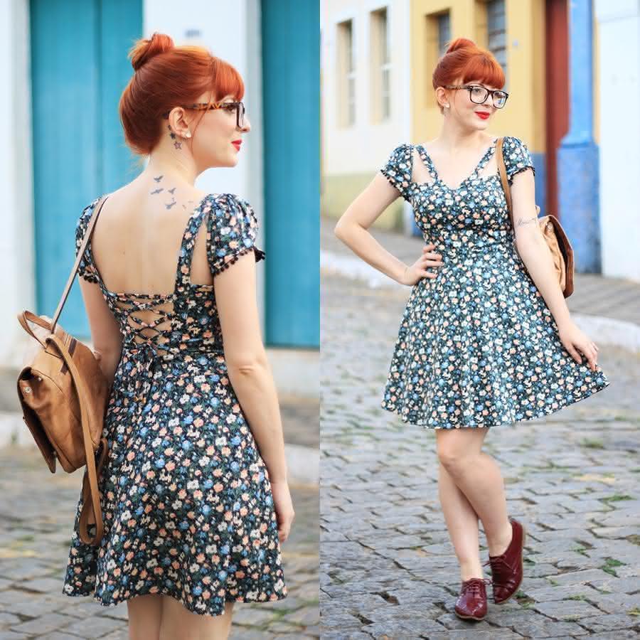 vestidos simples clássicos