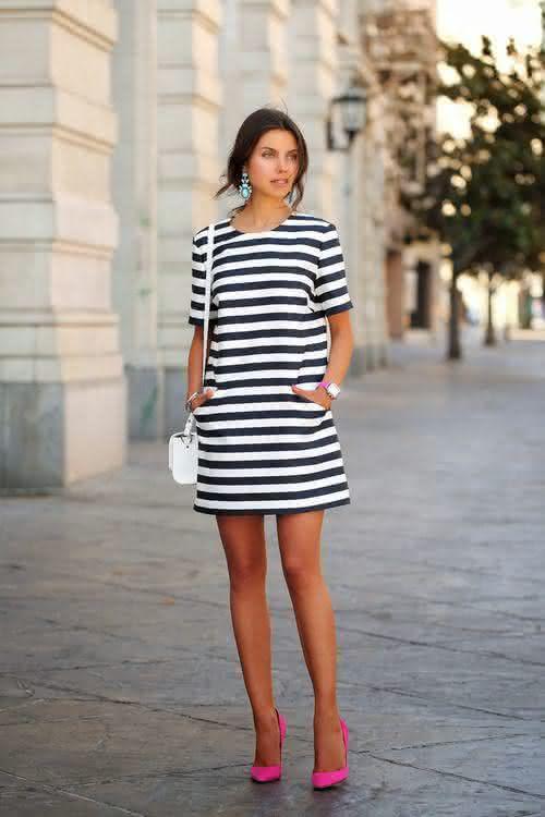 vestido-listrado-vestido-com-listra-vestido-curto-dress-summer-moda-verc3a3o-look-roupas-femininas