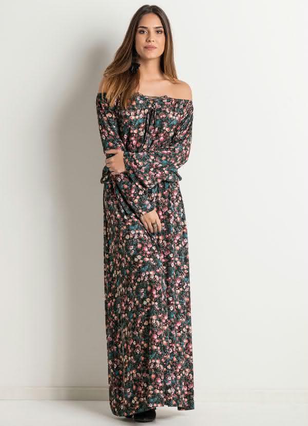 vestidos-longos-florais-com-manga