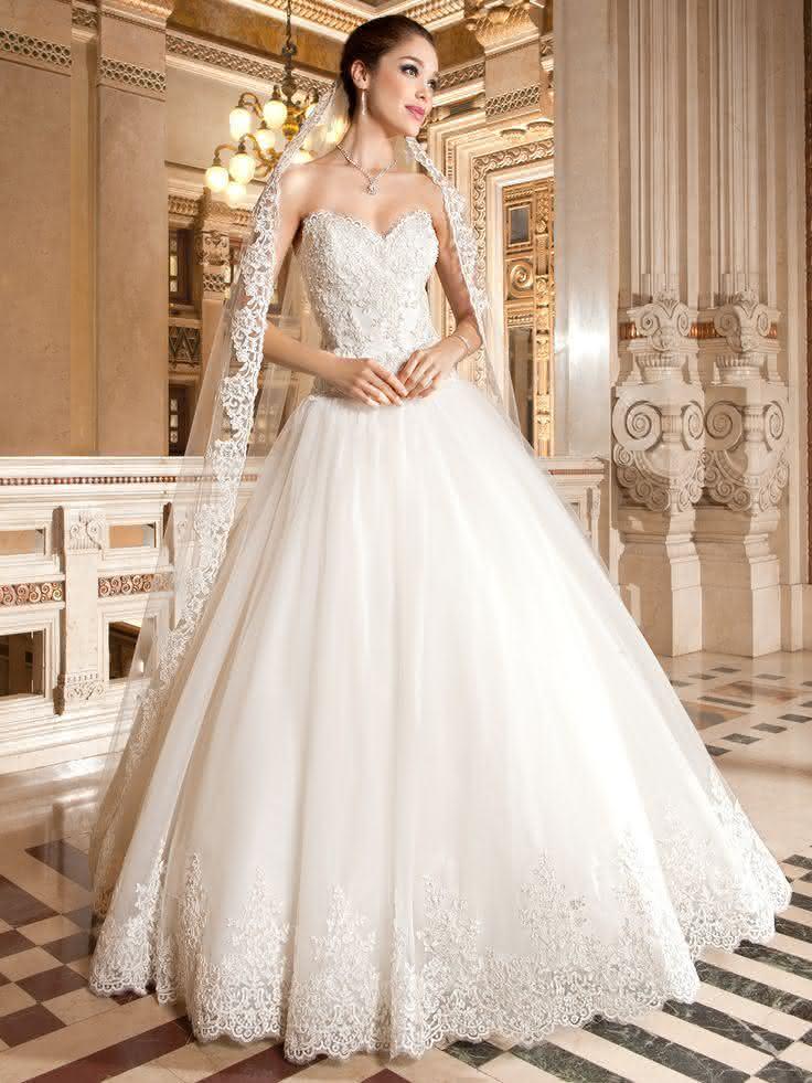 vestido de noiva tomara que caia 2018 vestido