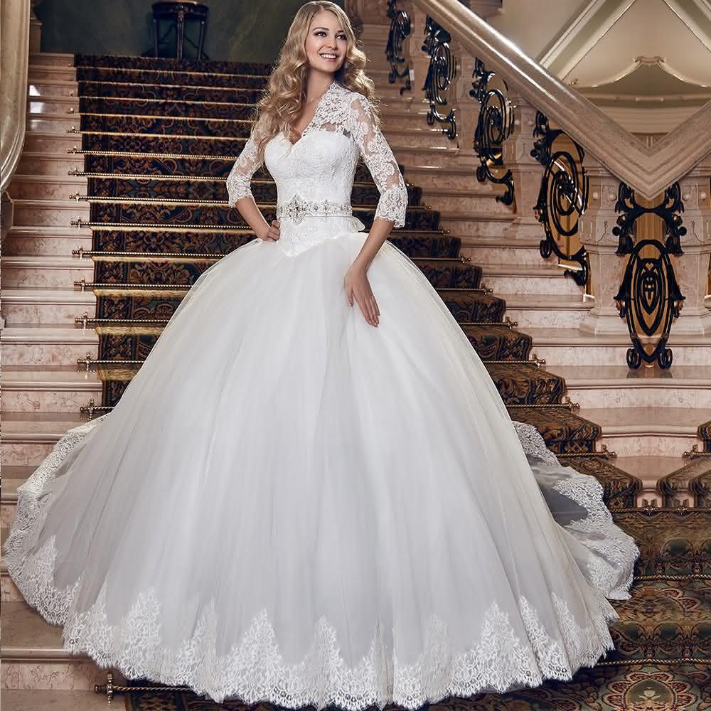 bw-80-vestido-de-noiva-princesa-vestido-de-baile-vestido-de-3-4-manga-longa-robe