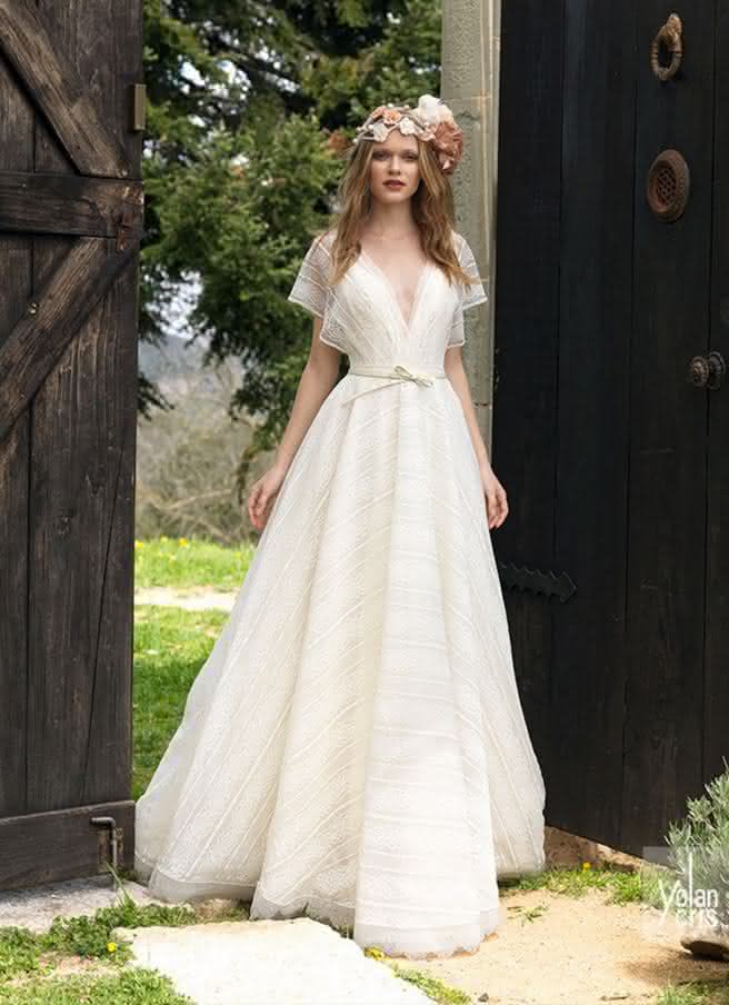 Vestidos De Noiva Para Casamento De Dia Tendências Fotos E