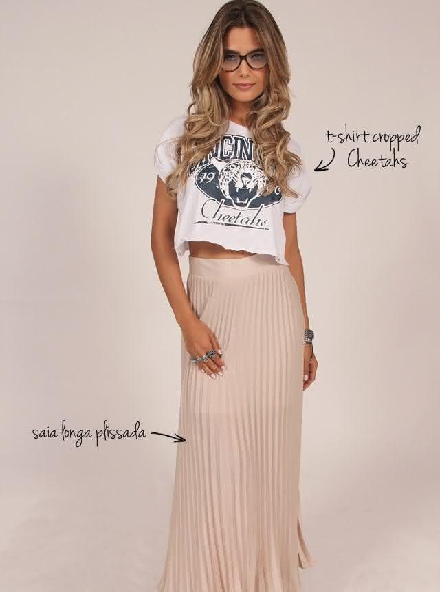 mundo-lolita-novidadinhas-maio-saia-longa-plissada-t-shirt-cropped
