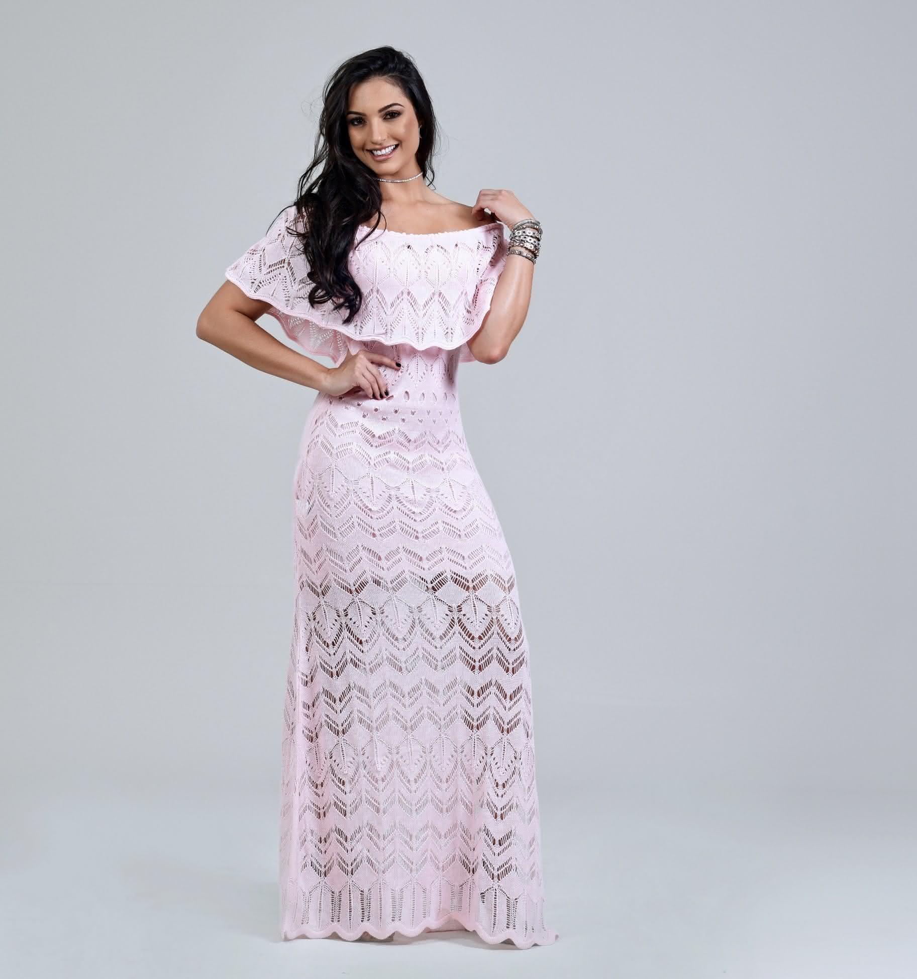 Vestidos De Crochê 2019 Modelos Incríveis Fotos E Lojas