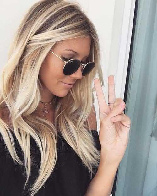 20 Beach Blonde Hair Ideas From Instagram: CORES DE CABELO 2018: Novas Tendências, Dicas E Fotos
