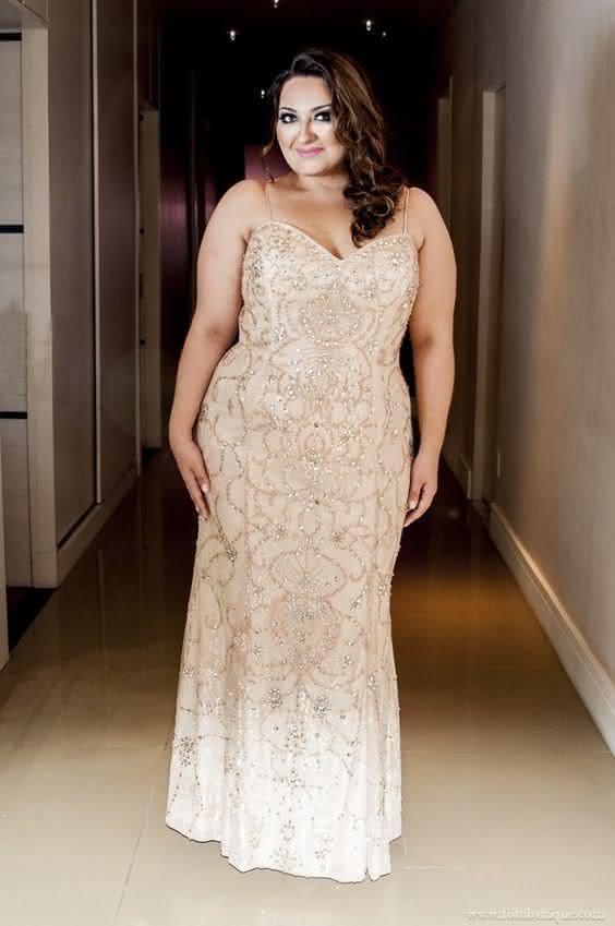 Fotos de vestidos de cerimonia para gordas