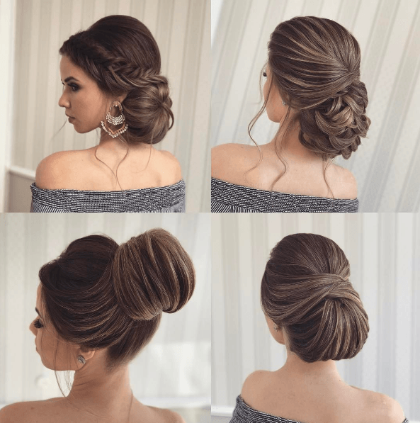 penteados para madrinha de casamento melhores