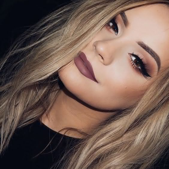 Maquiagem Para Olhos 2018 Tendncias, Passo A Passo E Fotos-7040