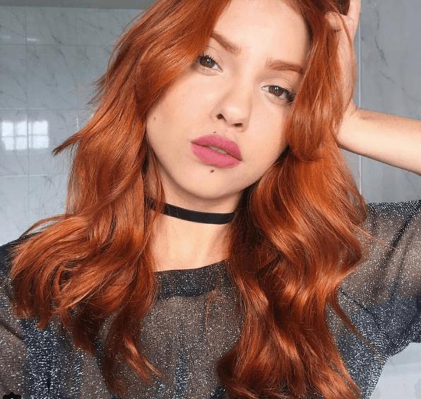 cabelos ruivos