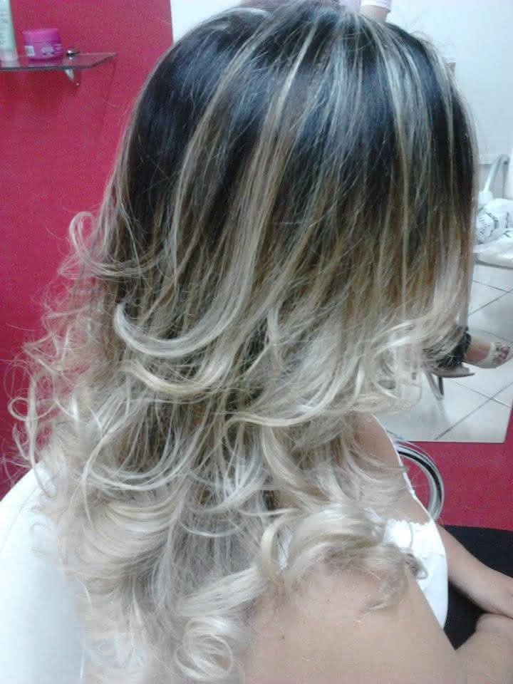 Mechas Ombre Hair Em Morenas Muitas Fotos E Dicas