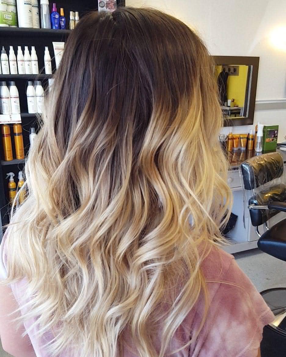 Quanto Custa Fazer Um Ombré Hair Platinado