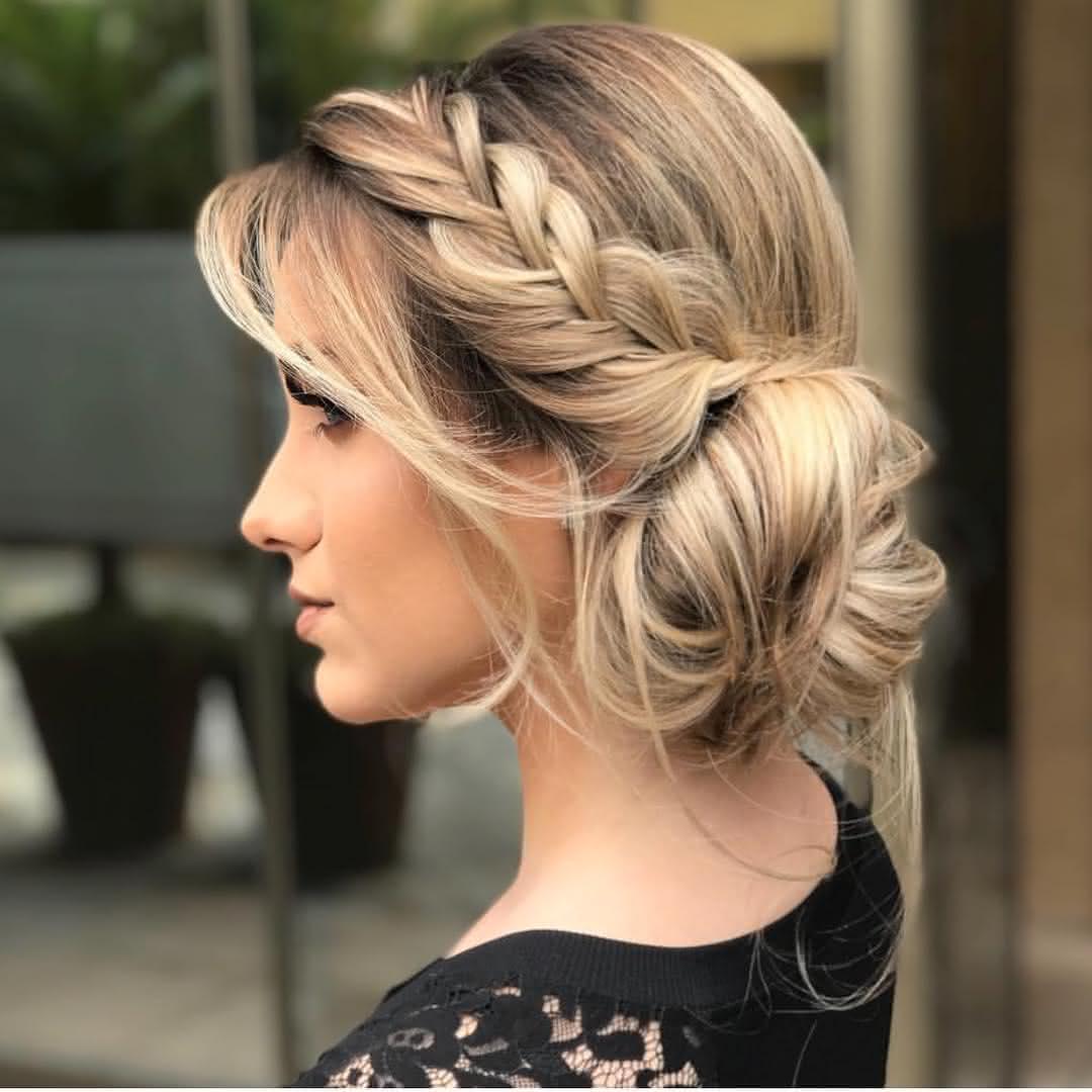 Penteados Para Formatura 2019 Fotos Passo A Passo Simples