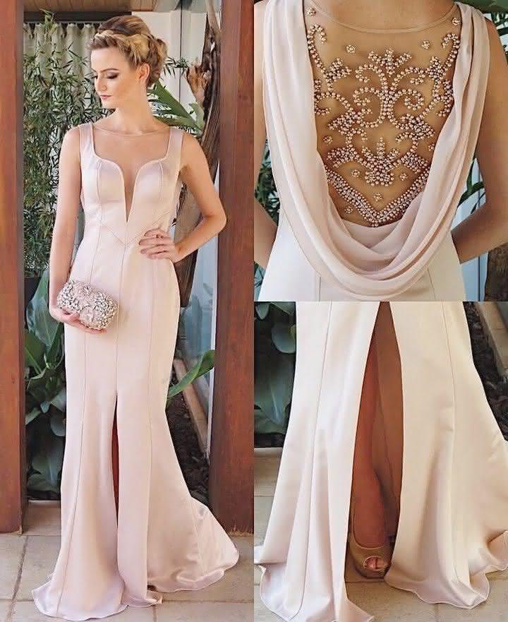 c27184e16 Vale lembrar que existem muitos estilos e tendências de vestidos para  formatura