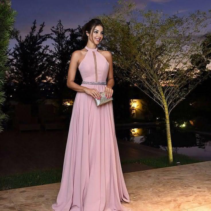 6ced1ad05 Vestidos para Madrinha 2019 Plus Size