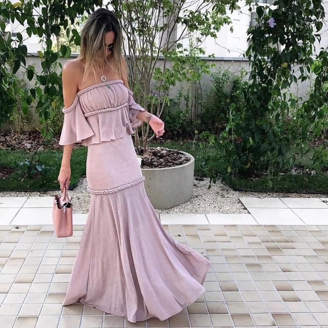 Vestidos Para Madrinha 2019 Fotos Lindos Modelos E Tendências