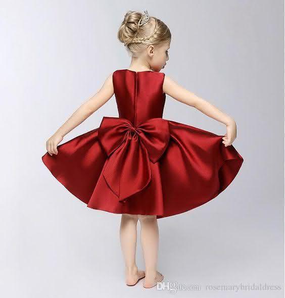 3320158b2 Vestidos de Formatura Infantil 2019  Lindos Modelos