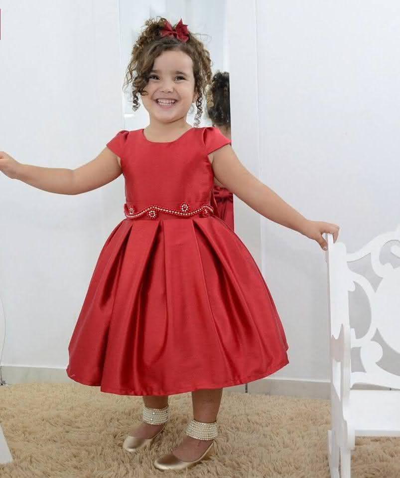 Vestidos de formatura infantil 2018