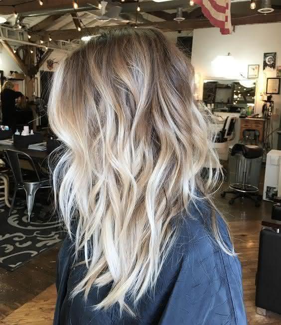 Dirty Blonde Hair Ideas Color 25: CABELOS LOIROS 2019: FOTOS, Dicas, Novas Tendências