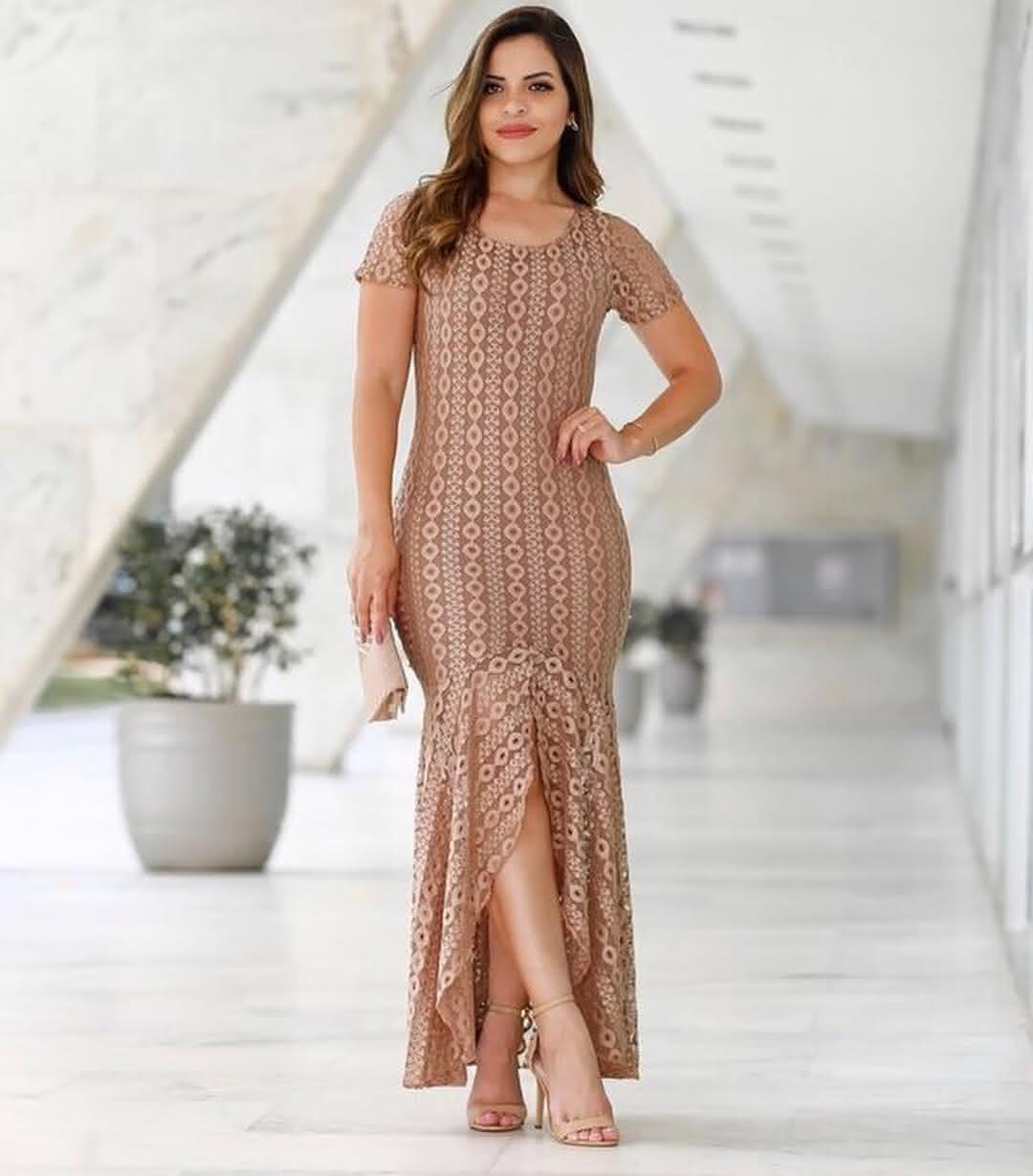 moda evangélica 2019 vestidos