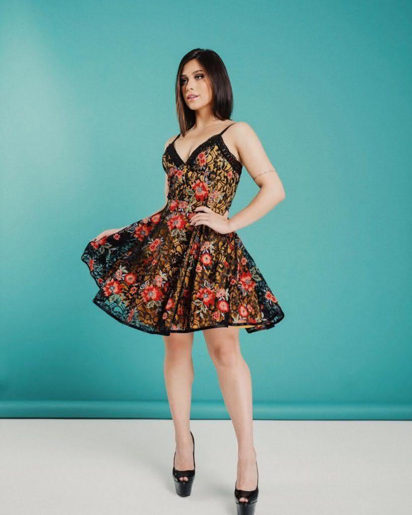 vestidos-de-festa-estampados-2019