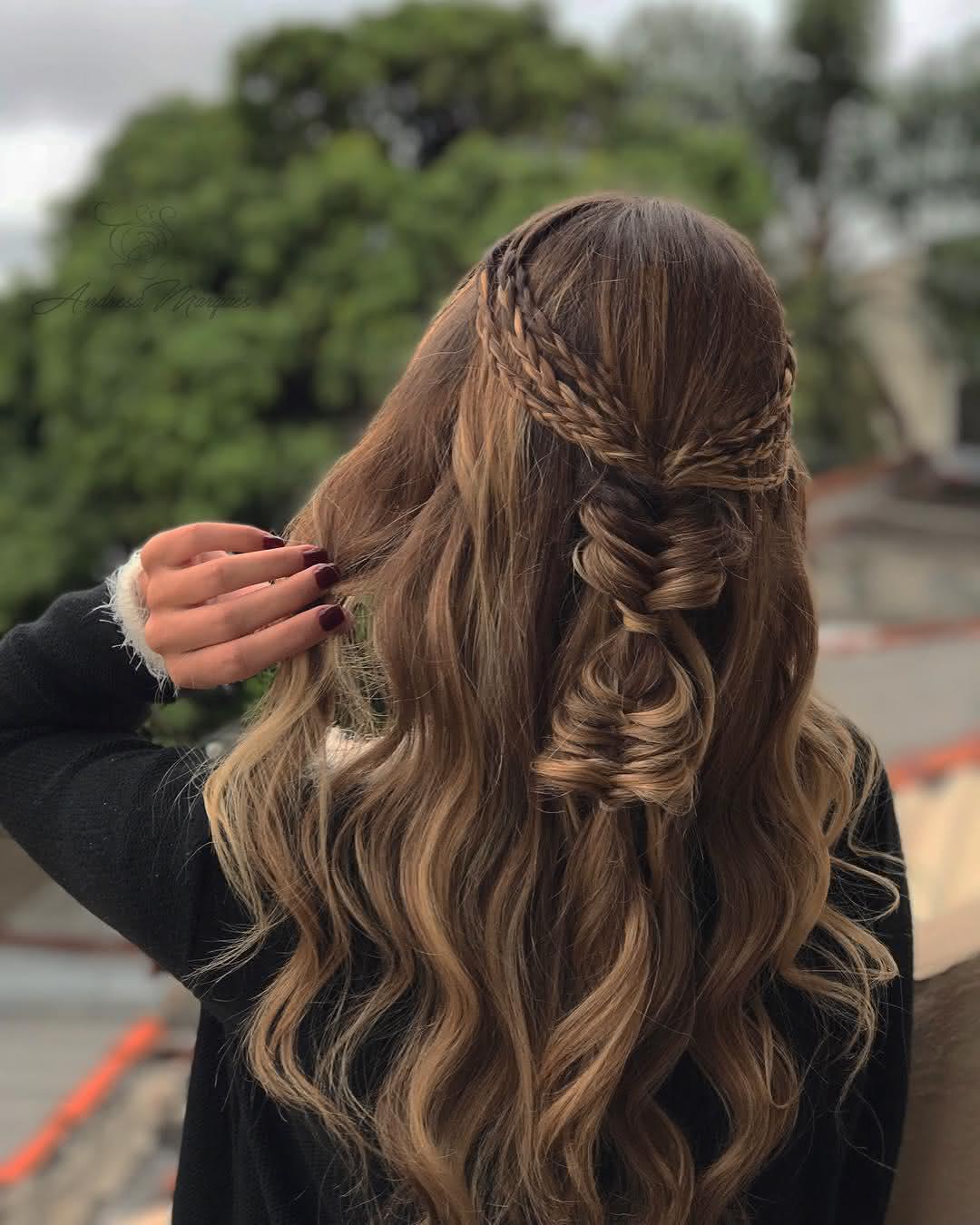 cabelo-longo-festa