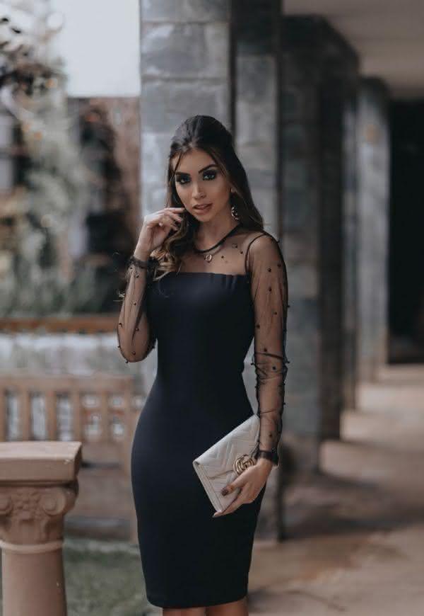 1f102d254 VESTIDOS MIDI 2019: Modelos de vestidos, Fotos e Dicas