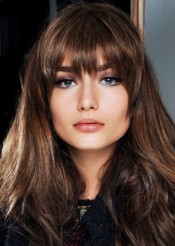 Best Hairstyles For 2017 2018 These Bangs Will Look Amazing On Your