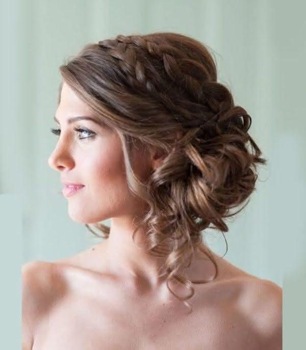 Penteados Para Casamento 2019 60 Fotos Convidada Madrinha