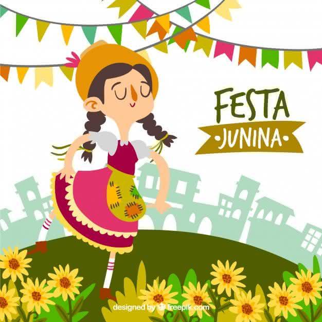 Convite De Festa Junina 2020 Lindas Idéias Modelos Criativos