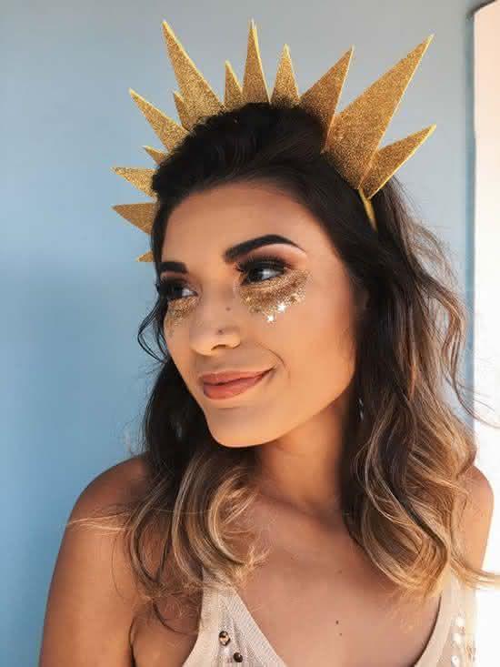 Fotos de Maquiagem para Carnaval 2021