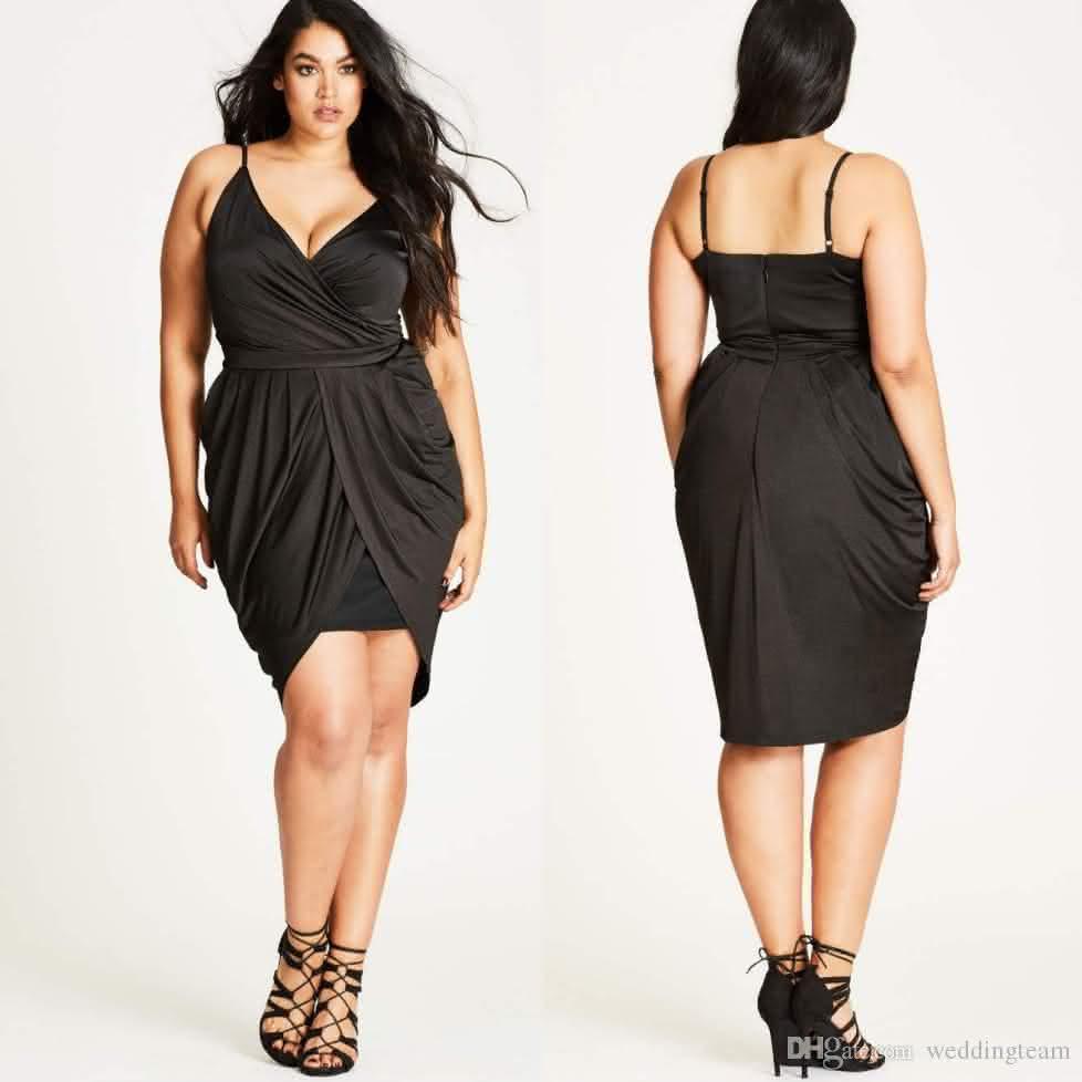Vestidos- plus-size-curto