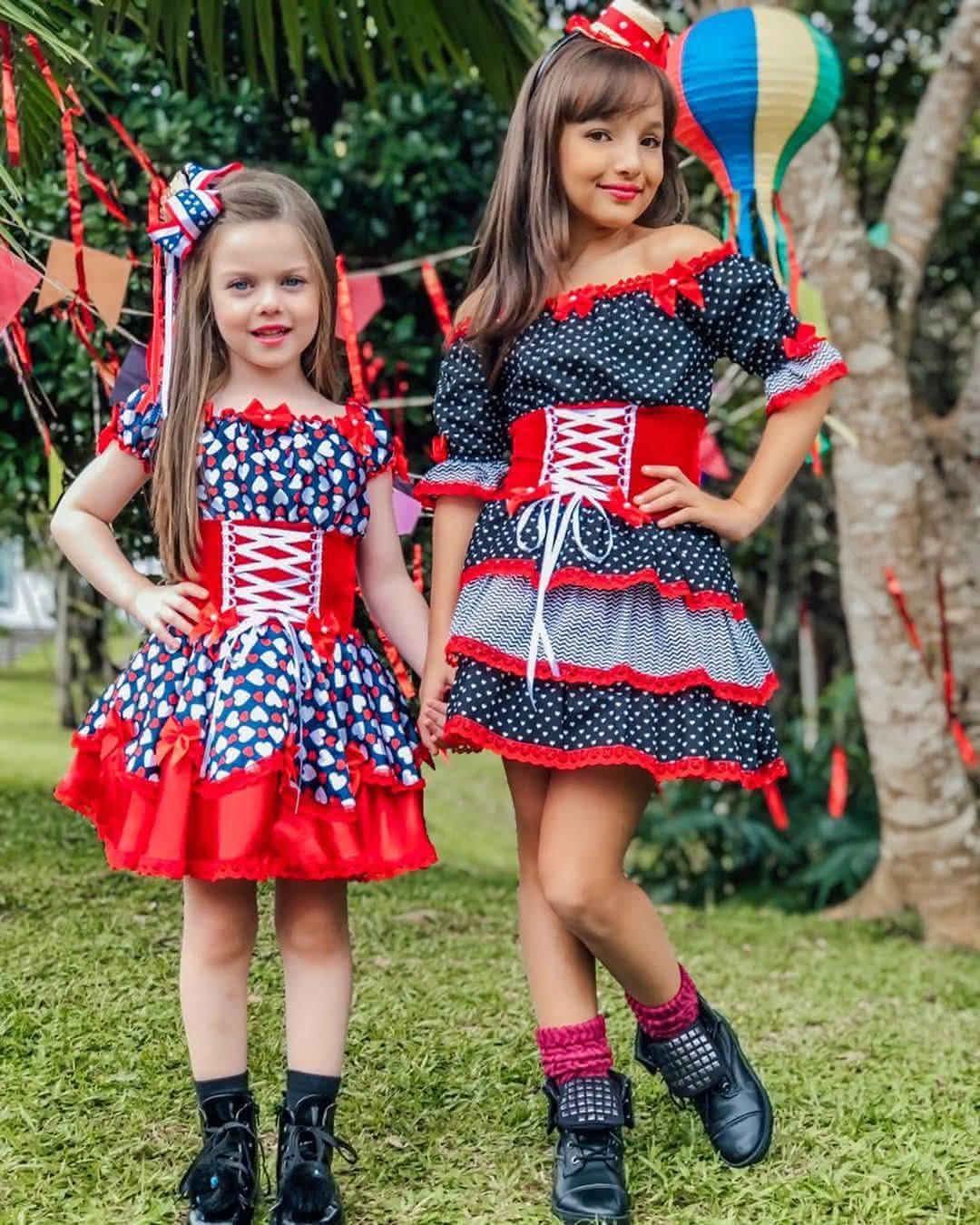 vestido-de são-joã-para-crianças