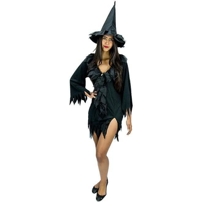 Fantasias-para-Halloween-Bruxa