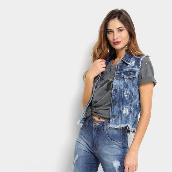 Looks-com-Colete-Jeans
