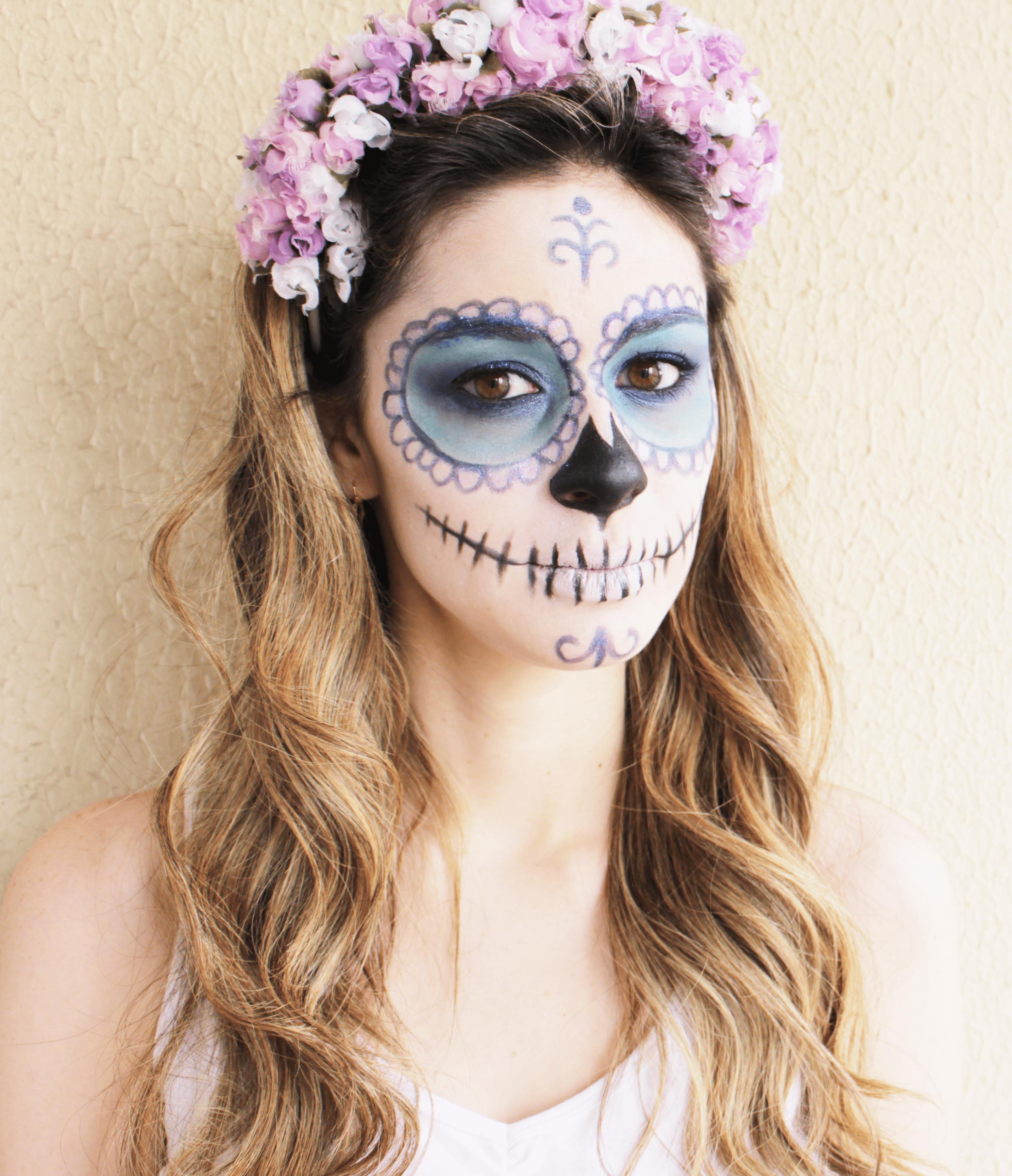 fantasia para Halloween bonita