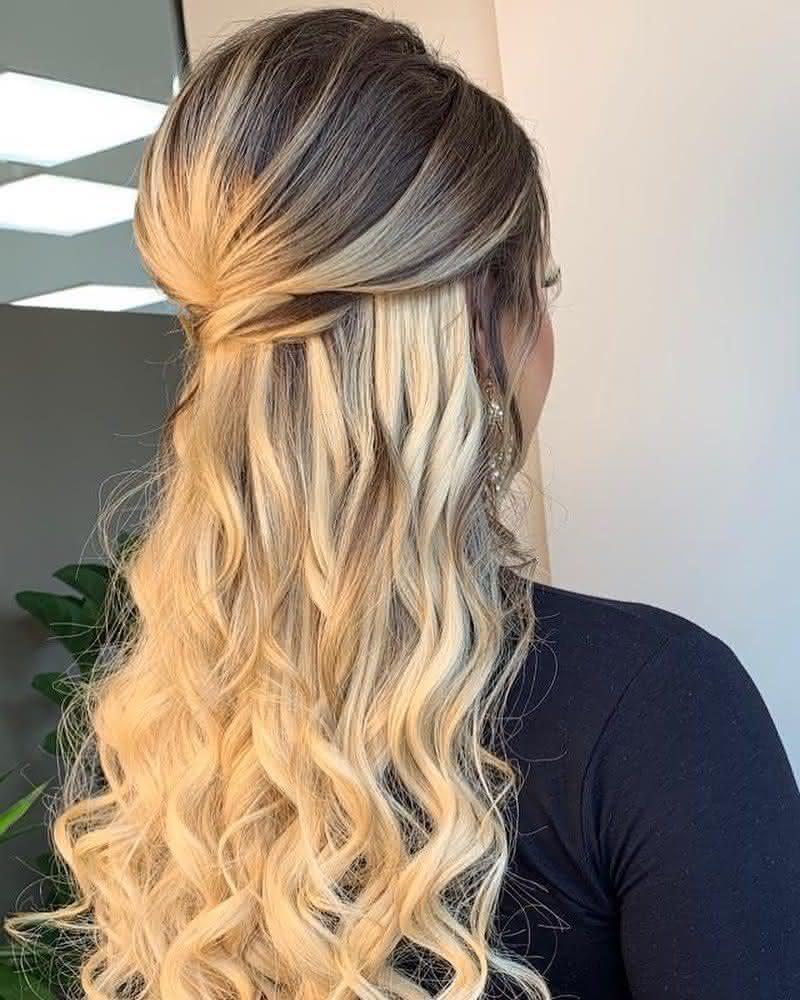 Como fazer penteados com topete 2020