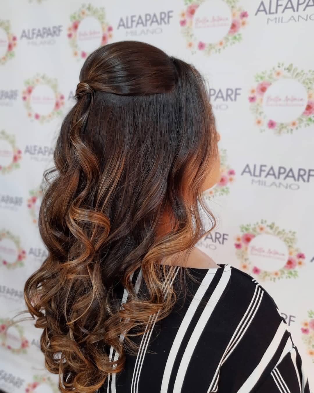 Penteados com cabelos soltos 2020