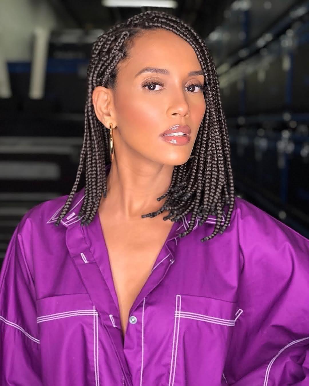 Box Braids Fotos Penteados E Dicas Para Suas Tranças Afros