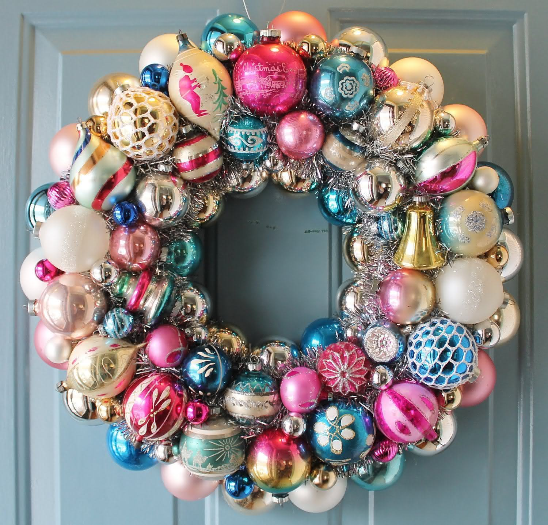 decoração de natal de porta