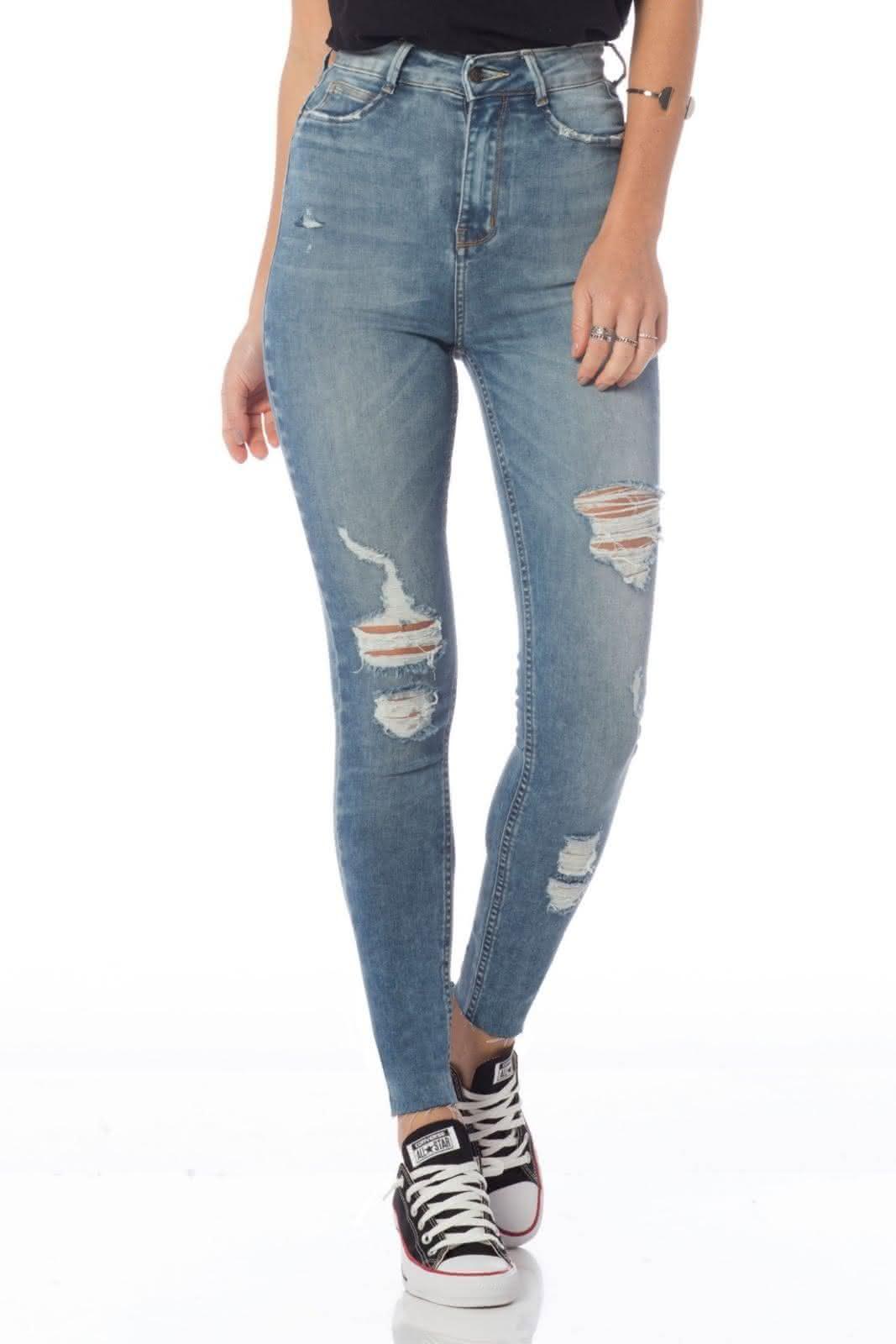 Tendências de calça 2022 jeans