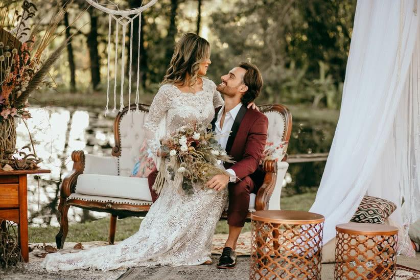 Decoração para Festa de Casamento Simples